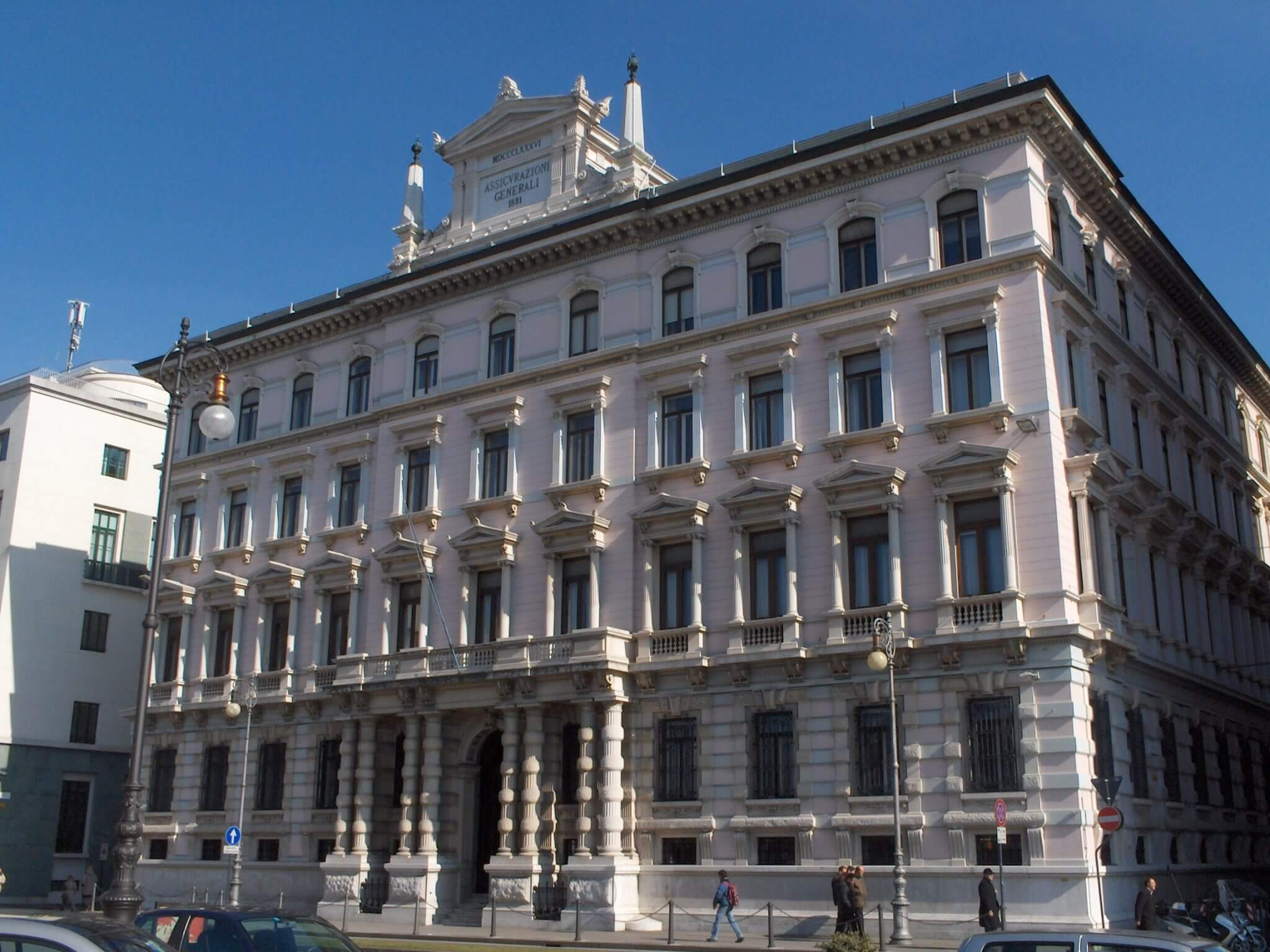 Generali székház